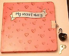 Journal Intime My secret Diarry rose
