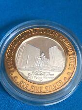 $10 Four Queens Limited Edition Casino Silver Strike .999 Fine Silver
