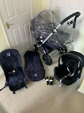 Bugaboo Cameleon 3 Pushchair 3 In 1 In Navy