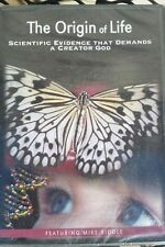 NEW The Origin of Life scientific evidence Mike Riddle  DVD  FREE Shipping USA