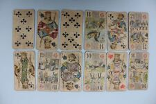 French Card Game by 1880 B.P. GRIMAUD