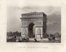 PARIS ANCIEN & HISTORIQUE / ARC DE TRIOMPHE DE L'ETOILE