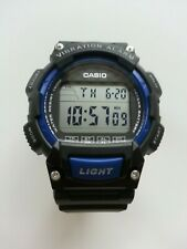 Brand New Men's Casio Watch Module 3446 Alarm Stop Watch Dual Time Count Down