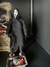 "NECA Scream - Ghost Face 7"" Scale - Ultimate Ghost Face Action Figure"