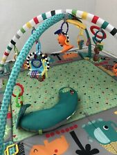 Bright Starts - 5-in-1 Your Way Ball Play Activity Gym, Green