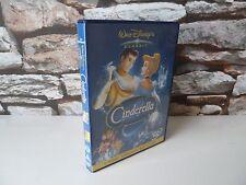 DISNEY CLASSICS : CINDERELLA - 2 DISC EDITION DVD - FAST/FREE POSTING.