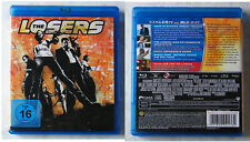THE LOSERS .. Blu-ray