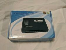 HDMI Auto Switch 5 port 3D full HD 1080 5 to 1 high performance