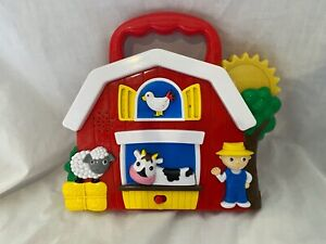 The Learning Journey Early Learning Old Macdonald' s Farm Interactive Toy