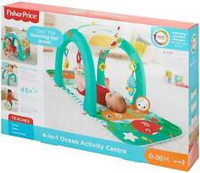 Fisher-Price 4-in-1 Ocean Activity Centre Fnf24
