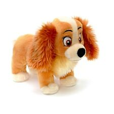 "Disney Store Plush Lady Dog BNWT Soft Toy Lady And The Tramp Mini Beanbag 7"""