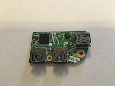 DAGM7TB1AB0 For Dell XPS L501X L701X L702X USB 3.0 Port Board  45M3V