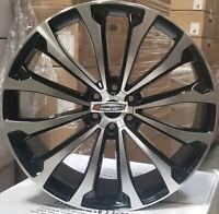 "24"" Wheels 5095 Style Black Rims Fit 6lug Toyota Tacoma 4Runner FJ Cruiser"
