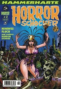Horrorschocker (#2,6,10,13,31,35-51,52,53,54,55,56-60 - Einzelhefte zur Auswahl)