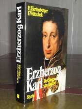 Hertenberger : Erzherzog Karl. Der Sieger von Aspern -HC