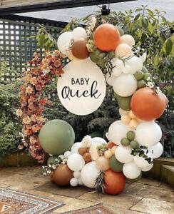 Balloon Arch Garland Kit Baby Shower Wedding Birthday Party  Decor