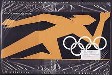 émission commune  pochette FRANCE   Grèce  Jeux Olympiques 1992  BL