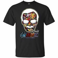 Men's Endgame Stanlee Avenger T-Shirt Fan Avenger 2019 Clothes Full Size S-6XL