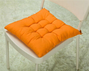 """Indoor Outdoor Dining Garden Patio Soft Chair Seat Pad Cushion Home Decor 14""""16"""""""