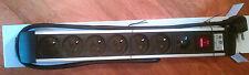 Bloc multiprise design AOBOER - 6 x 2P+T 3680W FXBKS06
