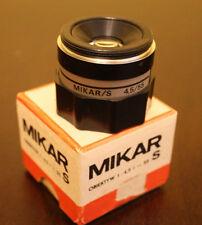 MACRO LENS MIKAR / S 4,5/55 M42 ENLARGER PZO lens