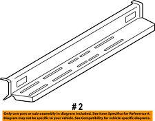Dodge CHRYSLER OEM 03-06 Sprinter 2500 Rear Bumper-Cover 5104526AA