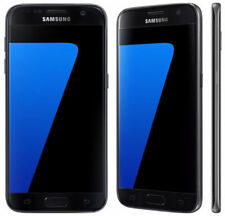 5.1-INCH Samsung Galaxy S7 SM-G930F 4GB RAM 32GB  12MP Libre TELEFONO - Negro