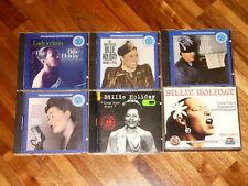 Billie Holiday - SAMMLUNG - 8 CDs - Long Gone Blues - Quintessential