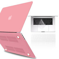 MacBook Pro 13 inch Case 2018 2017 2016 Touch Bar A1989 A1706 A1708 - Pink Case