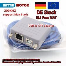 UE rtm200 CNC controller USB to PARALLELO LPT Porta Convertitore per Mach 3 Cavo USB
