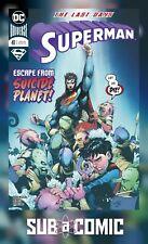 SUPERMAN #41 (DC 2018 1st Print) COMIC