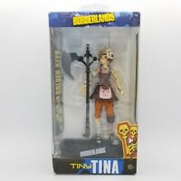 McFarlane Toys Borderlands Color Tops Tiny Tina 7-Inch Action Figure - NIB