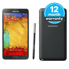 Samsung Galaxy Note III 3 N9000 - 16GB - Black (Unlocked) Very Good Condition