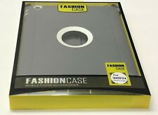 For Apple iPad 2 3 4 Shockproof Case Cover (Stand Fits Otterbox Defender)Gray