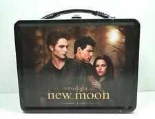 The Twilight Saga New Moon Metal Lunch Box & Thermos Set