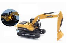 1:50 Truck alloy Car Model Toy Excavator Equipment Kids Digger Model Toys