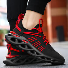 Men's Athletic Shoes Fashion Running Walking Tennis Sneakers Sports Gym US12