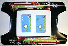 New Multicade Cocktail Underlay And Control Panel Overlay Artwork Set