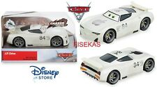 Disney Store Cars 3 Die Cast Collector Case Box J P Drive #84 Apple Car 1:43 NEW