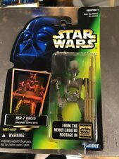 Star Wars The Power of the Force ASP-7 Droid Figure