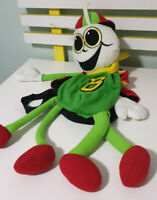 BERTIE BEETLE BACKPACK CHARACTER TOY 58CM TALL! PROMOTIONAL CHOCOLATE TOY!