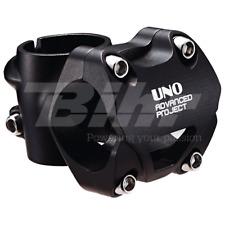 KALLOY UNO ATTACCO MANUBRIO BICI BMX HANDLEBAR STEM M03 35mm Ø31,8 NERO BLACK
