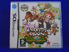 ds HARVEST MOON DS Island Of Happiness Lite DSi 3DS PAL UK REGION FREE