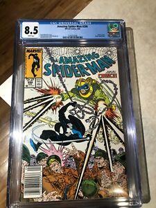 Amazing Spider-Man #299  - CGC 8.5 Grade - Venom cameo, Chance Appearance