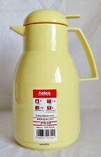 HELIOS - cruche d'isolation, cafetière, Théière 1L - jaune brillant