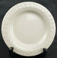 """6.5"""" White Saucer Homer Laughlin Morco China 482 Made in USA Restaurant Ware"""
