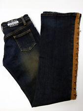 Womens Watch LA Denim Stretch Dark Blue Jeans Embellished Size 5/6 (26 x 29) EUC
