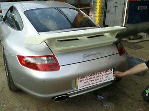 Porsche 911 Rear Boot Spoiler