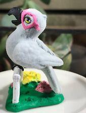 Jungle in My Pocket—Rainforest Grey Parrot, Yoko