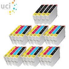 28 Ink Cartridges For Epson Stylus DX3800 Dx3850 DX4200 DX4250 DX4800 Dx4850